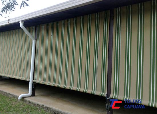 Toldo cortina rol f brica de toldos cortina rol com - Mecanismo para toldos ...